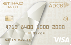 ADCB Etihad Guest Platinum Credit Card