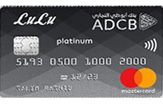 ADCB LuLu Co- Brand Platinum Credit Card