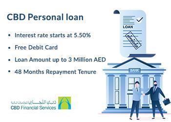 CBD Personal Loan