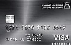 CBD Visa Infinite Credit Card