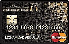 CBD World MasterCard Credit Card
