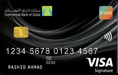 CBD Smiles Visa Signature Credit Card