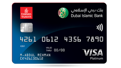 DIB Prime Platinum Credit Card
