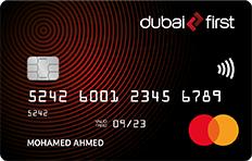 Dubai First Cashback Card