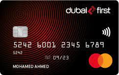 Dubai First Cashback Credit Card