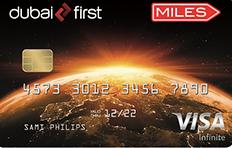 Dubai First Miles Visa Infinite Card