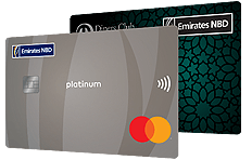 Emirates NBD Diners Club Duo Credit Card