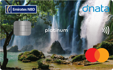 Emirates NBD dnata Platinum Credit Card
