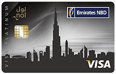 Emirates NBD Go4it Platinum Credit Card