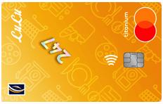 Emirates NBD LuLu 247 Mastercard Titanium Credit Card