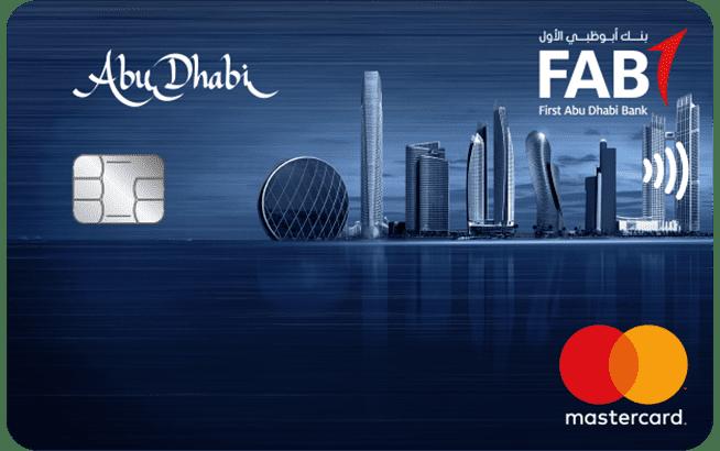 FAB Abu Dhabi Titanium Credit Card