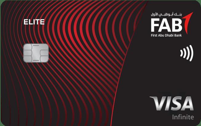 FAB Elite Infinite Credit Card