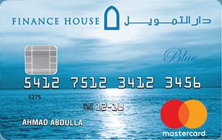 Finance House Blue Credit Card