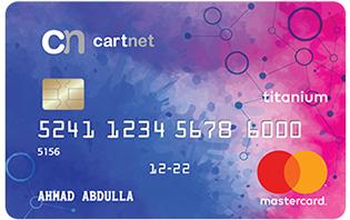 Finance House CartNet Credit Card