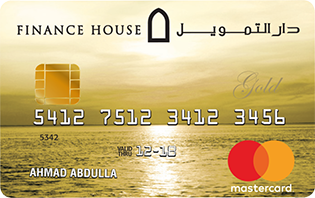 Finance House Gold Credit Card
