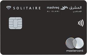 Mashreq Al Islami Emirati Solitaire Credit Card