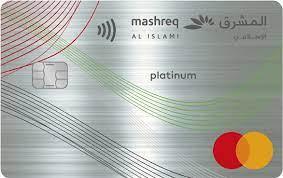Mashreq Al Islami Platinum Credit Card