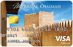 RAKBANK My Ras Al Khaimah Visa Platinum Credit Card