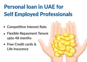 Personal Loan for Self-Employed Individuals/ Professionals