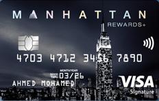 Standard Chartered Manhattan Rewards+ Credit Card