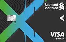 Standard Chartered X Credit Card