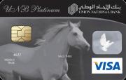 Union National Bank Platinum Credit Card
